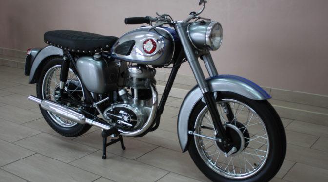 BSA C15 1959 – 10500 PLN – Białystok