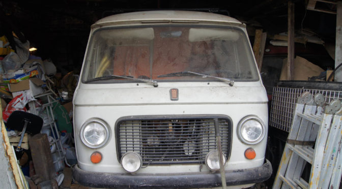 Fiat 238 Weinsberg kamper 1972 – SPRZEDANY