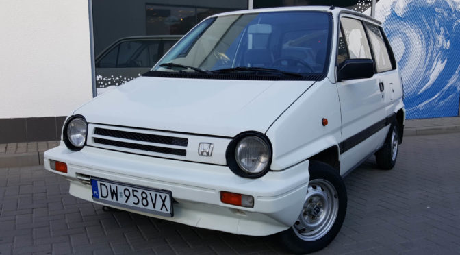 Honda Jazz 1984 – SPRZEDANA