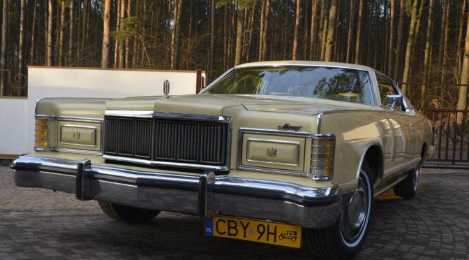 Mercury Grand Marquis 1978 – 65000 PLN – Bydgoszcz