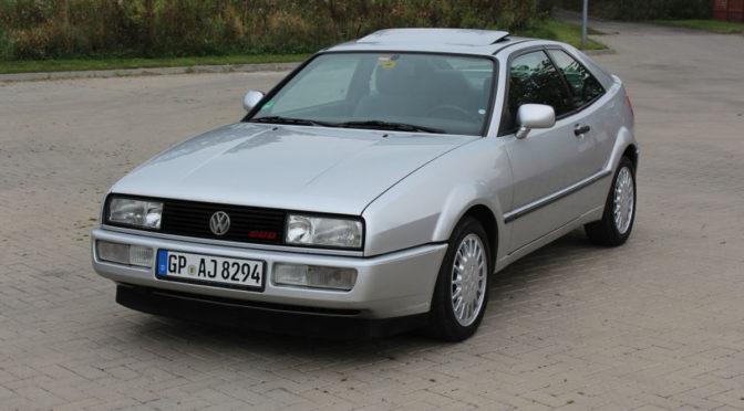 Volkswagen Corrado G60 1989 – SPRZEDANE