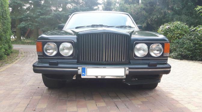Bentley Turbo R 1989 – 39000PLN – Wieruszów