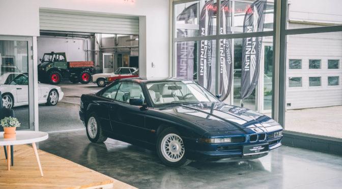 BMW 850i E31 1991 – SPRZEDANE