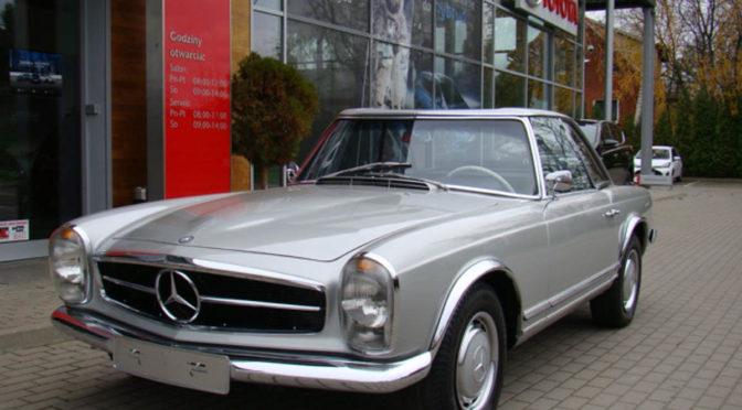 Mercedes 230 SL W113 Pagoda 1964 – SPRZEDANY
