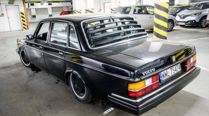 Volvo 264 1983 – SPRZEDANE