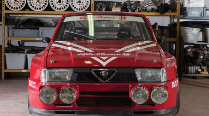 Alfa Romeo 75 Turbo Evoluzione IMSA 1987 – SPRZEDANA