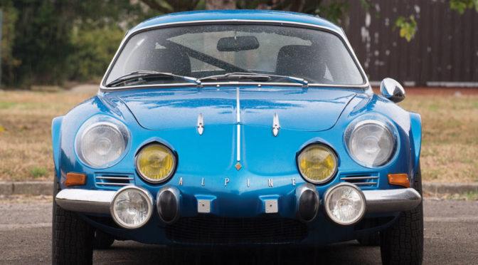 Alpine-Renault A110 1600 S 1972 – SPRZEDANE