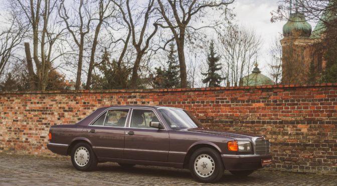 Mercedes 300 SE W126 1990 – SPRZEDANY