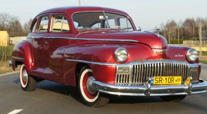DeSoto Custom 1947 – 65900 PLN – Rybnik