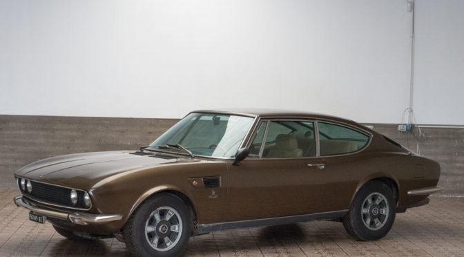 Fiat Dino Coupé 1971 – SPRZEDANY