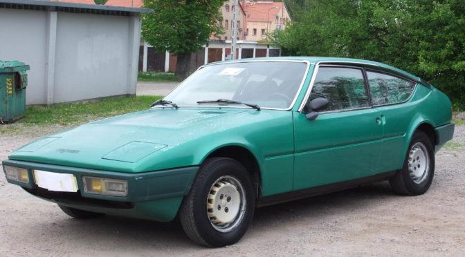 Matra-Simca Bagheera 1977 – 45000PLN – Wałbrzych