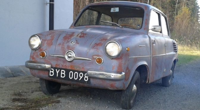 Mikrus MR-300 1959 – 49900 PLN – Mierzęcice