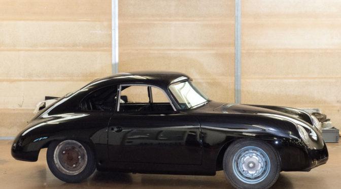 Porsche 356 pre-A 1953 – SPRZEDANE