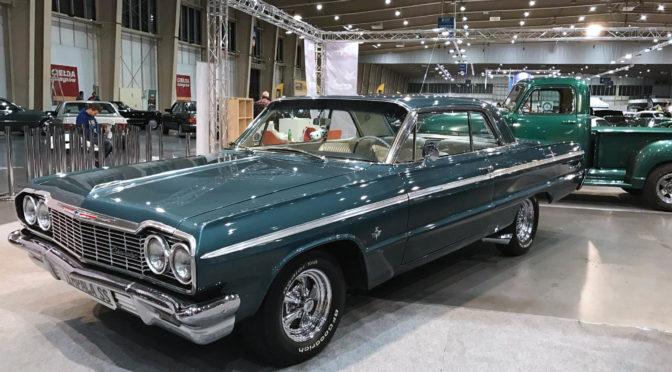 Chevrolet Impala SS 1964 – SPRZEDANY