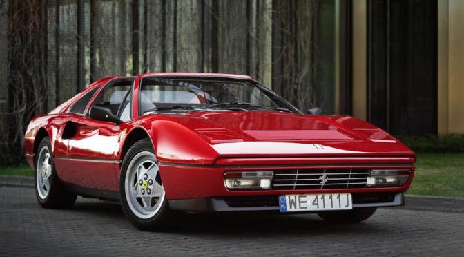 Ferrari 328 GTS 1988 – SPRZEDANE