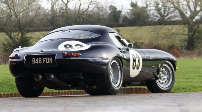 Eagle Competition Low Drag E-Type 1962 – ok. 1500000 PLN – UK