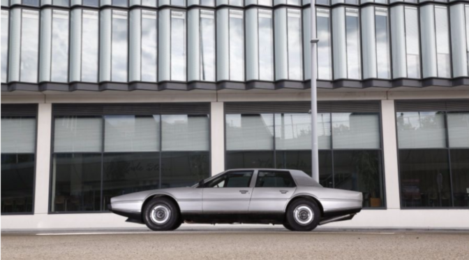 Aston Martin Lagonda 1981 – SPRZEDANY