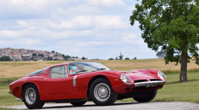 Bizzarrini 5300 GT Strada 1968 – Francja