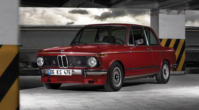 BMW 2002 Tii Alpina A4s 1974 – SPRZEDANE