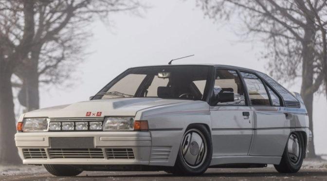 Citroën BX 4 TC 1986 – SPRZEDANY