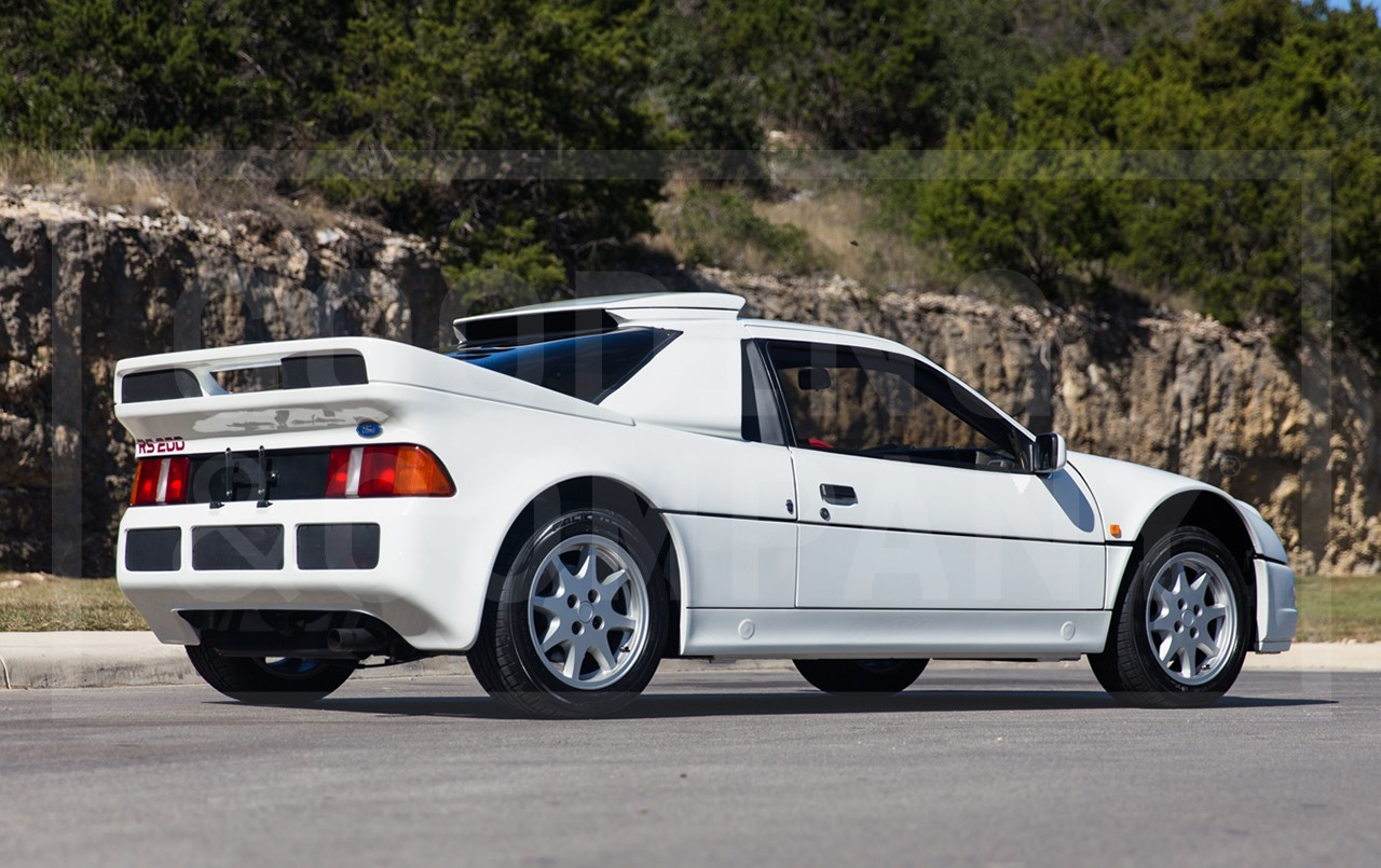 Link http www goodingco com vehicle 1986 ford rs200