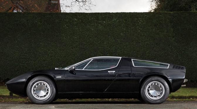 Maserati Bora 4.9 1973 – SPRZEDANE