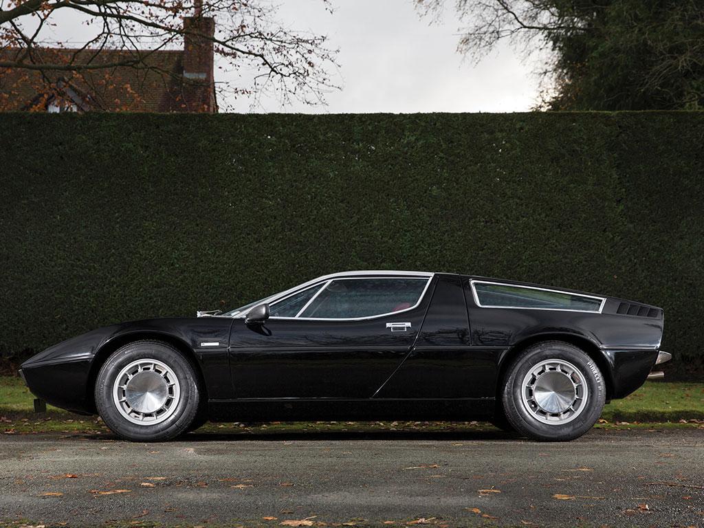 Maserati Bora 4.9 1973 - SPRZEDANE - Giełda klasyków
