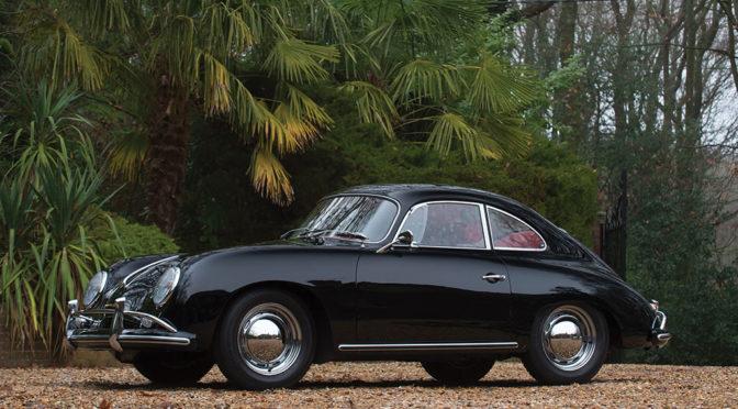Porsche 356 A 1600 Super 1958 – SPRZEDANE
