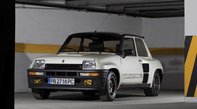 Renault 5 Turbo 2 1983 – SPRZEDANE