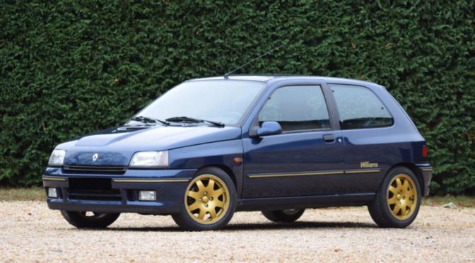 Renault Clio Williams I 1993 – SPRZEDANE