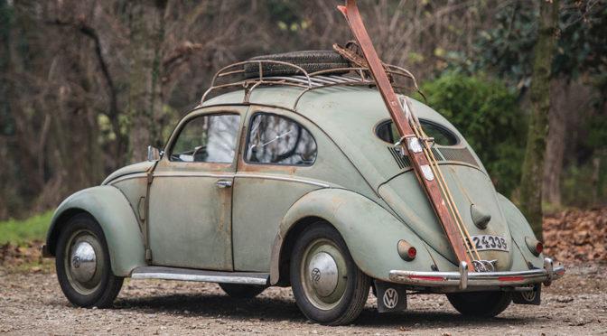 Volkswagen Garbus 1952 – SPRZEDANY