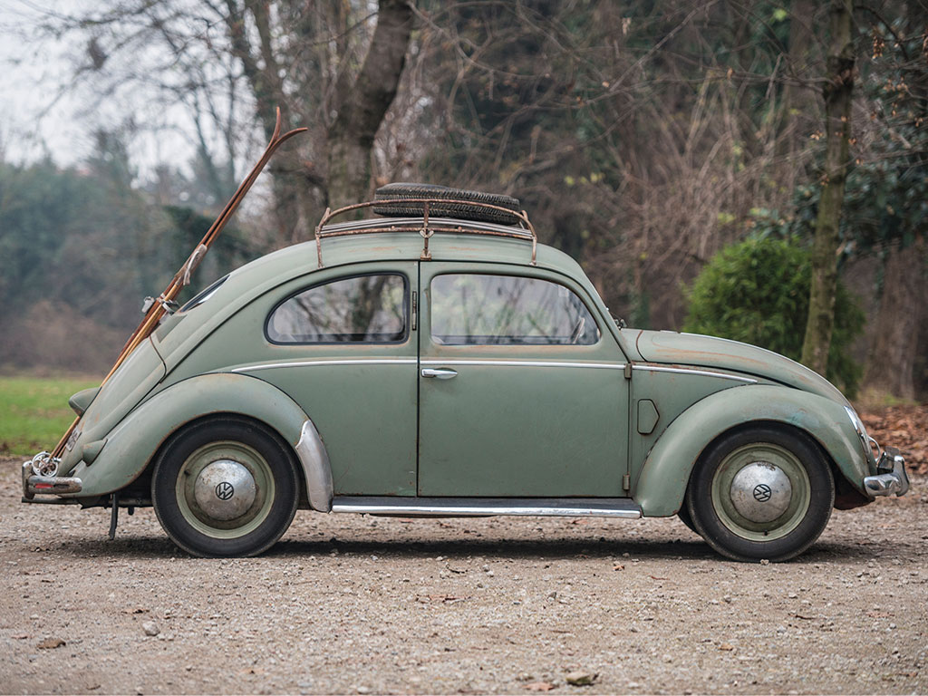 Volkswagen Garbus 1952 Sprzedany Giełda Klasyk 243 W
