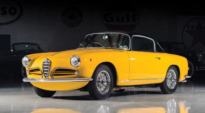 Alfa Romeo 1900C Super Sprint 1956 – SPRZEDANA