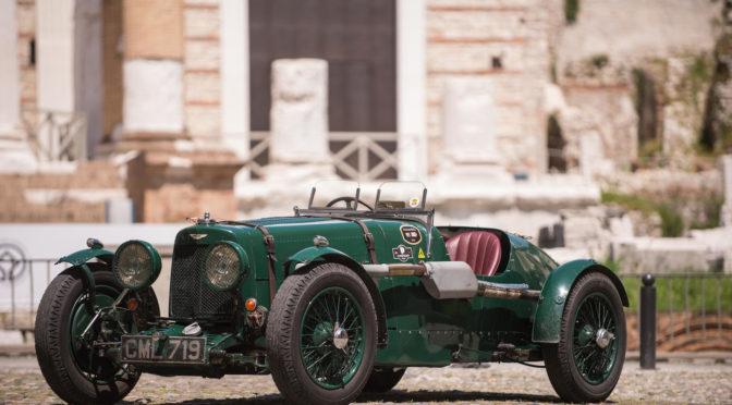 Aston Martin Ulster 1935 – SPRZEDANY