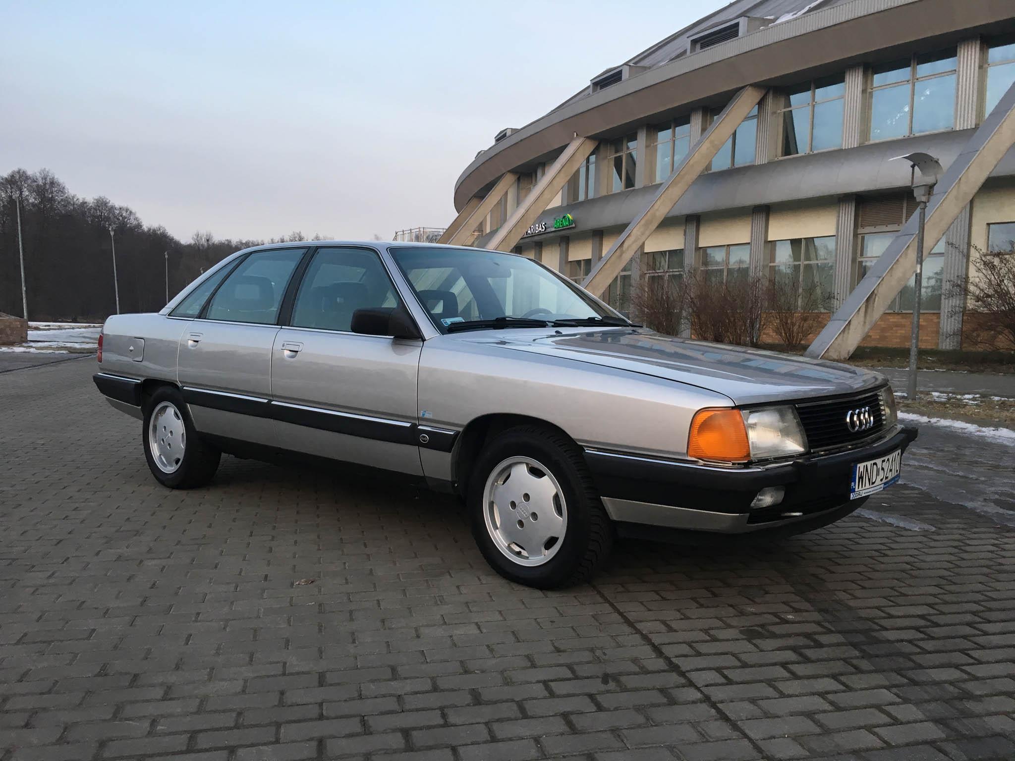 Audi 100 C3 1990 - 14700 PLN - Warszawa - Giełda klasyków
