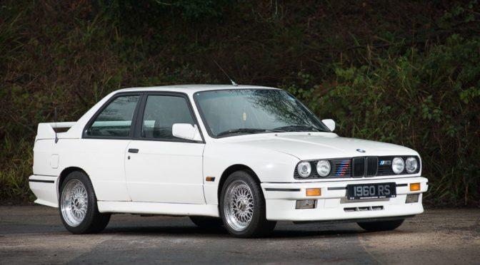 BMW M3 E30 1988 – SPRZEDANE