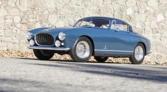 Ferrari 250 Europa GT Alloy 1955 – SPRZEDANE