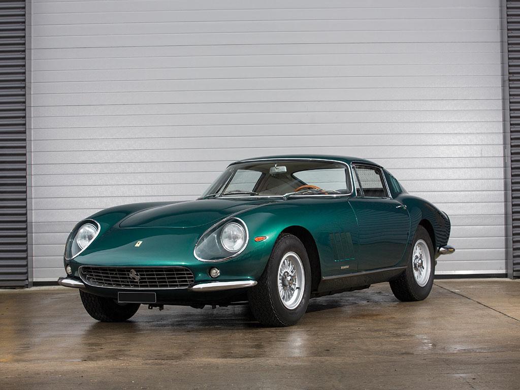 ferrari 275 gtb 1965 sprzedane gie�da klasyk243w