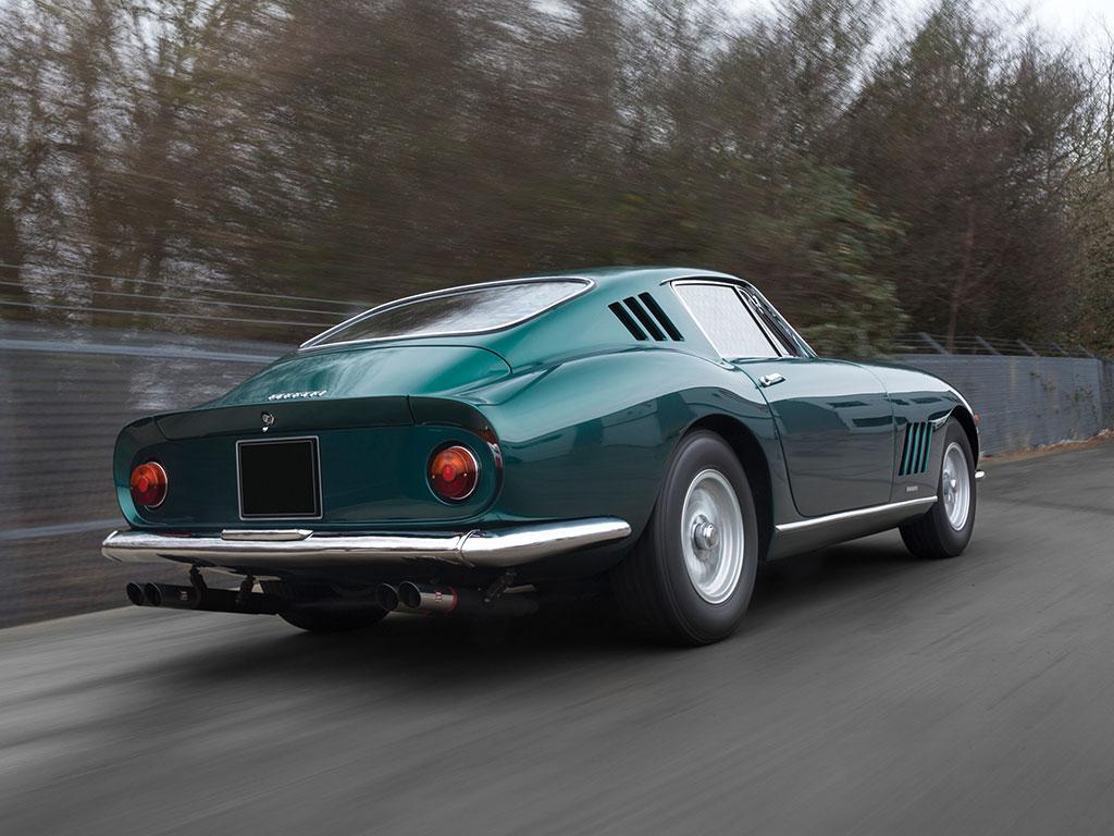 Ferrari 275 GTB 1965 - SPRZEDANE - Giełda klasyków
