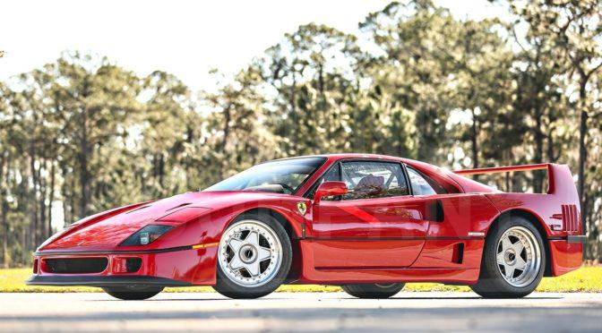 Ferrari F40 1990 – SPRZEDANE