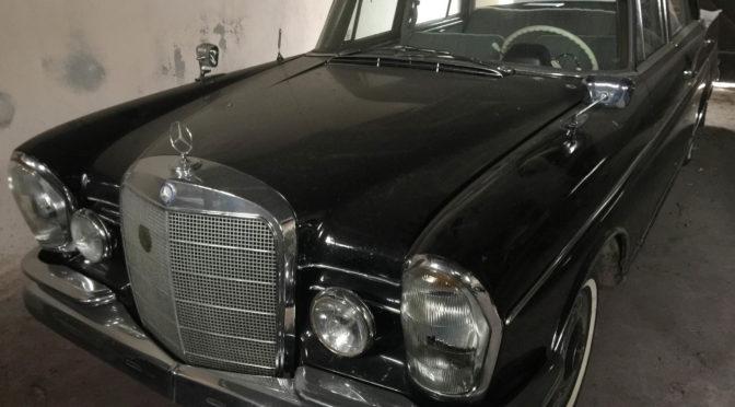 Mercedes 300 SE Lang W112/3 Heckflosse 1964 – 250000PLN – Gniewkowo