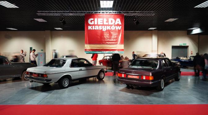 Podsumowanie Auto Moto Classic w Ostródzie