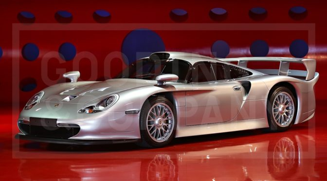 Porsche 911 GT1 Strassenversion 1998 – SPRZEDANE