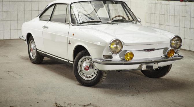 Simca 1000 Coupe 1967 – SPRZEDANA