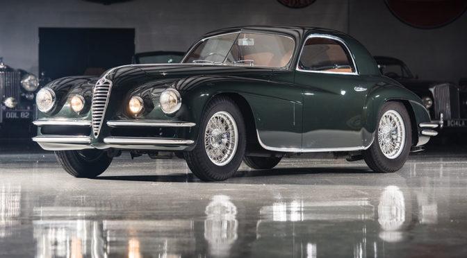 Alfa Romeo 6C 2500 SS 1950 – SPRZEDANA
