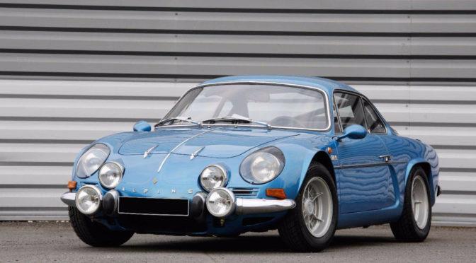 Alpine A110 1971 – SPRZEDANE