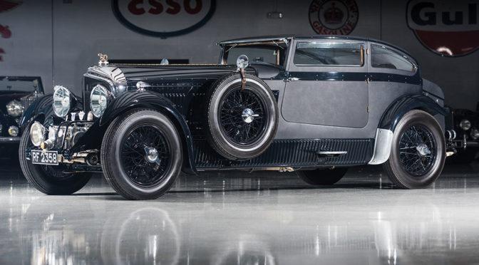 """Bentley """"Blue Train"""" Special 1931 – SPRZEDANY"""