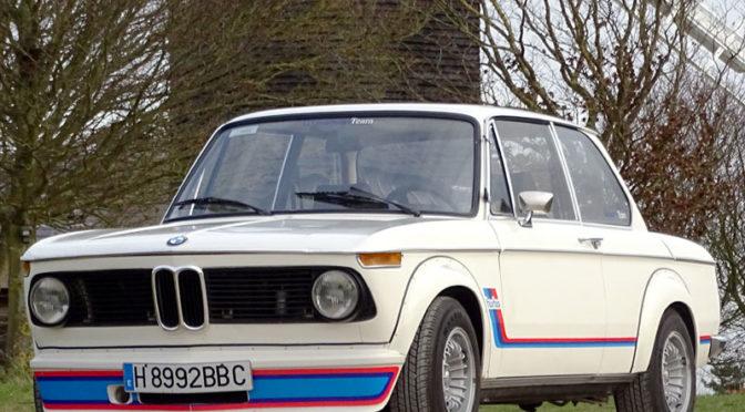 BMW 2002 Turbo 1975 – SPRZEDANE