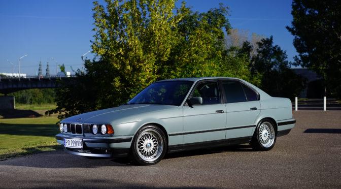 BMW 525i E34 1992 – 30900PLN – Poznań