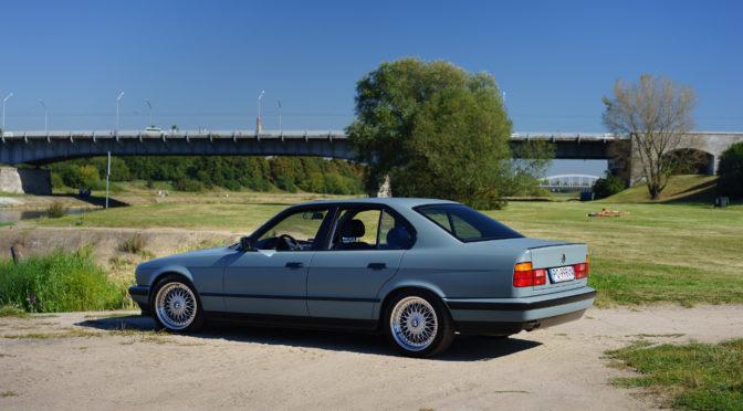 BMW 525i E34 1992 – SPRZEDANE